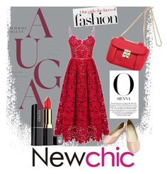 """#newchic #"" by amraaaaa ❤ liked on Polyvore featuring chic, New and newchic"