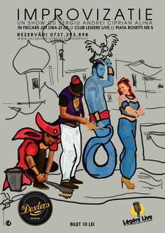Dexters - Alladin Poster