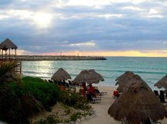 Now Jade Riviera Cancun Resort & Spa: View from our room