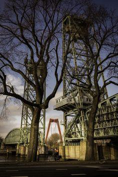 Willemsbrug Rotterdam by Richard Dekker - Photo 140463091 - 500px