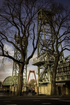Hefbrug Rotterdam