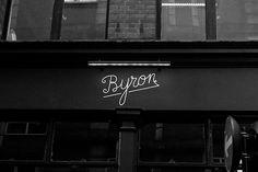 Byron / burger