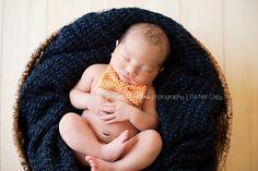hehe - another cute newborn boy shot