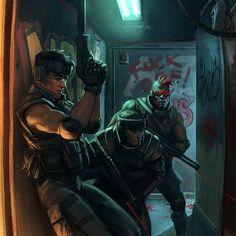 Cyber Squad by Salvador Trakal on ArtStation Character Concept, Character Art, Concept Art, Character Design, Character Aesthetic, Cyberpunk 2020, Arte Cyberpunk, Cyberpunk Aesthetic, Henn Kim