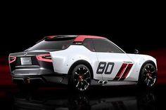 2018-2019 Nissan IDx Concept