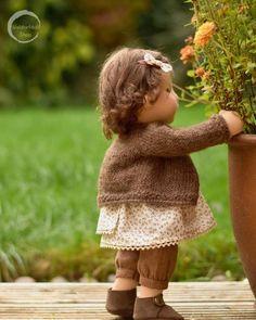 Homemade Dolls, Waldorf Toys, Sewing Dolls, Cute Little Things, Dollhouse Dolls, Doll Clothes Patterns, Fabric Dolls, Crochet Crafts, Beautiful Dolls