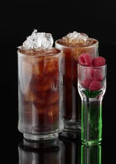 Ice #Coffee Chica Double Walled Glasses from Randwyck