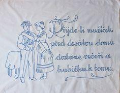 European Countries, Czech Republic, Needlepoint, Bohemia