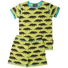 boys summer dinosaur pyjamas - Google Search