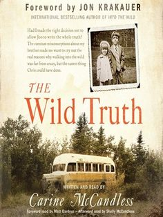 The Wild Truth by Carine McCandles - Available through #overdrive and through the OCPL catalog!