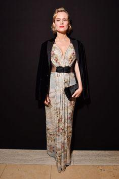 Diane Kruger at Armani Prive - Giorgio Armani Prive - 9 Star Fashion, High Fashion, Fashion Beauty, Diane Kruger, Armani Prive, Best Celebrity Dresses, Celebrity Style, Giorgio Armani, Star Wars