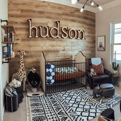 baby boy nursery room ideas 190980840436602335 - Move over white shiplap, this natural wood wall is SO GOOD! It's making us want a wood wall in our house riiiiight about now! Image: Kayla Mulvania Source by projectnursery Baby Bedroom, Baby Boy Rooms, Baby Room Decor, Baby Boy Nurseries, Nursery Room, Kids Bedroom, Wood Wall Nursery, Baby Nursery Ideas For Boy, Baby Room For Boys