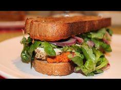 Mediterranes Chicken Sandwich || Mediterrean Chicken Sandwich (Recipe) |...