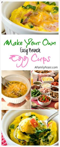 Easy Brunch Egg Cups
