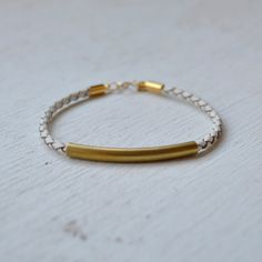 GoldHearted faye bracelet, $25