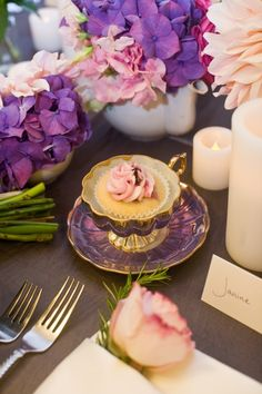 Tea Party Time ~ Ana Rosa
