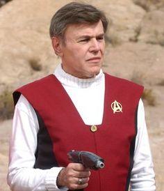 Star Trek: Captain Pavel Chekov, Starfleet Security