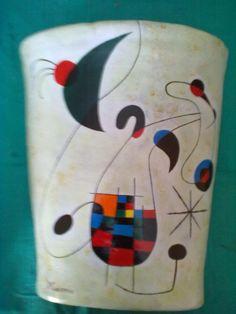 sandylandya@outlook.es Teja decorativa Miró