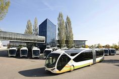 All twelve Viseon LT-20 18.6m trolleybuses for Riyad have now been delivered. The University campus based system is due to open soon, following extended civil engineering works. Viseon
