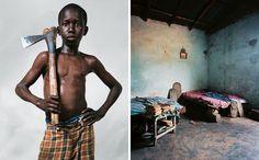 pueblo Bounkiling, Senegal