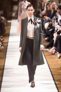 See all the standout looks from the top collections in Paris: Lanvin