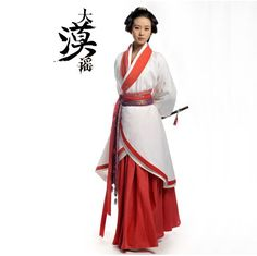 Ancient Chinese Swordswoman Hanfu Costume rental set traditional buy purchase on sale shop supplies supply sets equipemnt equipments Oriental Fashion, Asian Fashion, Chinese Fashion, Asian Style, Chinese Style, Costume Shop, Buy Costumes, Chinese Clothing, Hanfu