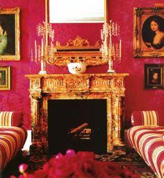 Desire to Inspire: Pretty in (Hot) (Orange-y) Pink - KateKelly Design