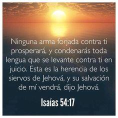 ISAIAS 54:17