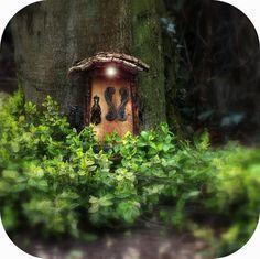 Daily Colours : Fairy Door