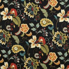 Swavelle / Mill Creek Filomena Volcano Fabric