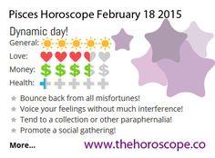 pisces love horoscope february 18