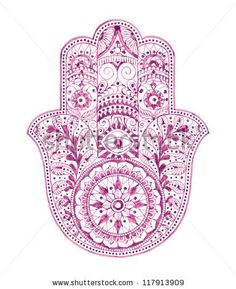 mandala style design, love this.