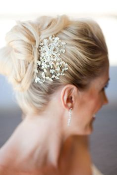 wedding hair inspiration // chris and kristen photography