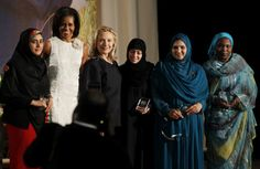 Hillary did it for last year's - Michelle Obama and John Kerry to Honor Muslim Who Supports 9/11 Attacks on America (updated) | Creeping Sharia