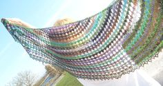 Ravelry: Wild Spirit Shawl pattern by Kathy Crowell