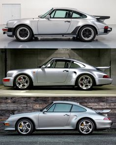 your favourite aircooled, Turbo - 964 or Porsche 930 Turbo, Porsche 991, 911 Turbo, Porsche Sports Car, Porsche Cars, Porsche Build, Ferdinand Porsche, Vintage Porsche, Porsche Design