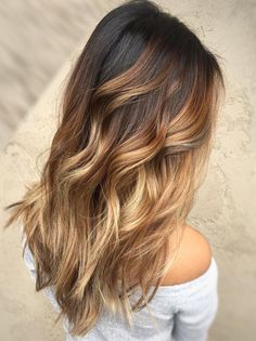 Top Color Choices for Hairstyles 2018 Ombre