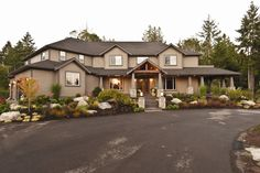 Choice Construction, Remodel, Custom Homes, Gig Harbor, Curb Appeal, Landscaping