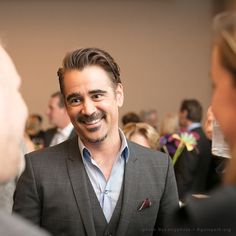 "73 mentions J'aime, 15 commentaires - Andy Berry Photography (@aberryphoto) sur Instagram : ""I caught this photo of Colin Farrell supporting @Gatepath for their ""Power of Possibilities"" Event…"""