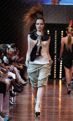 Blogged:  Perth Fashion Festival 2012   Empire Rose...