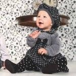 roupas estilosas para bebe menina 1