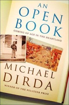 An Open Book: Coming of Age in the Heartland by Michael Dirda