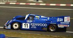 RSC Photo Gallery - Le Mans 24 Hours 1984 - Porsche 956 no.11 - Racing Sports Cars