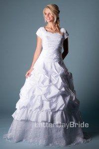 Grandview - Wedding Dress Front