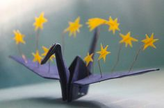 Origami Enthusiast Designs a New Paper Crane Daily for 365 Days