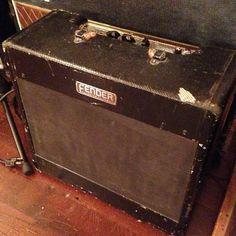 53 Fender Black Tweed