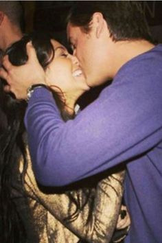 30 Lovey-Dovey Photos of Kourtney and Scott That Are Going to Gut You Right Now