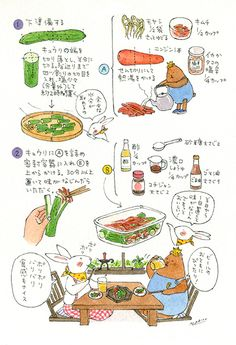 img934 のコピー Japanese Dishes, Japanese Food, Recipe Drawing, Food Poster Design, Watercolor Food, Sketch Notes, Food Drawing, Food Illustrations, Food Menu