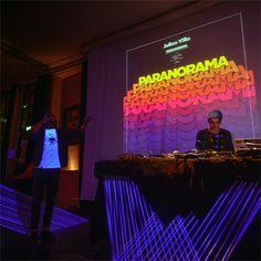 Julien Villa & Tched / Paranorama Release Party / La Bellevilloise