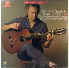 John Williams/ Boccherini- Guastavino - Guitar Quintents